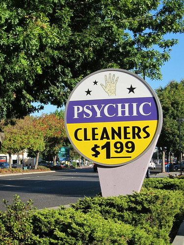 Psychic Cleaners $1.99