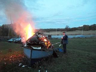 Bonfire 2010 - Eric