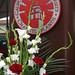 Pudium w/ CSUCI logo for Commencement