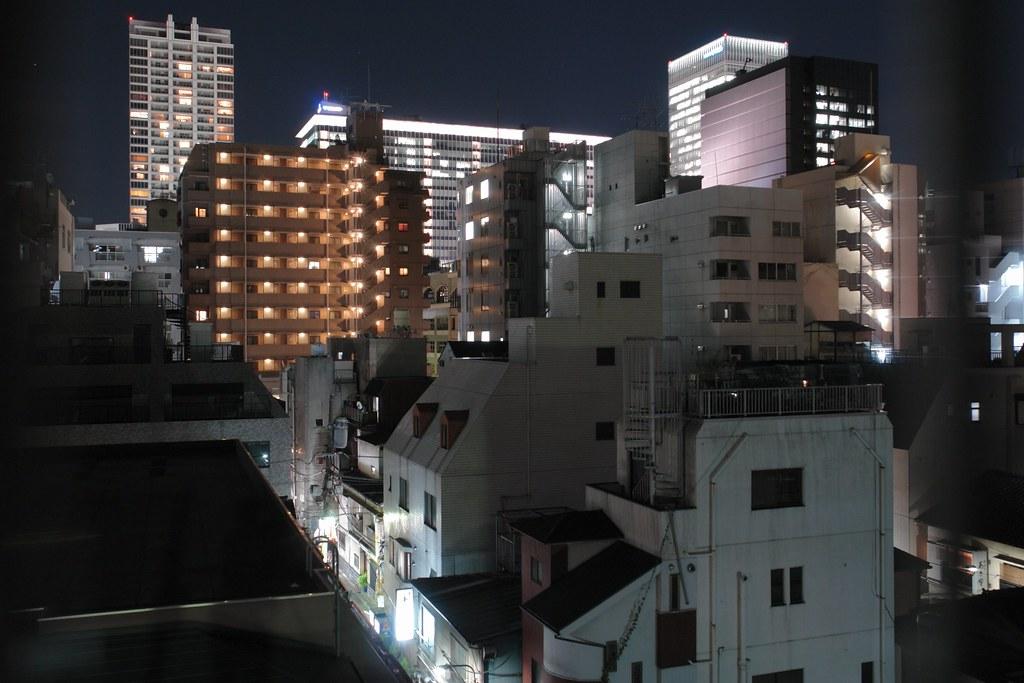 Akihabara (View from KandaMyoujin )