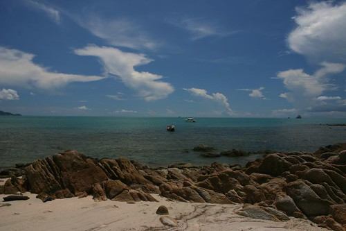Thongsai Bay, Koh Samui
