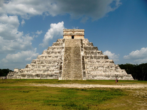 Chichén Itzá por Aleksu.
