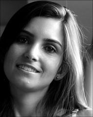 FERNANDA - FLICKR (claudio.marcio2) Tags: brazil portrait bw woman girl brasil mulher explore mywinners ultimateshot ibeauty flickrelitegroup