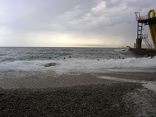 Crimea / Alupka / Storm ©  astique