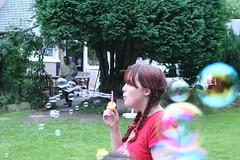 bubbley (ikkle_sammy) Tags: summer happy free bubbles blow bubble