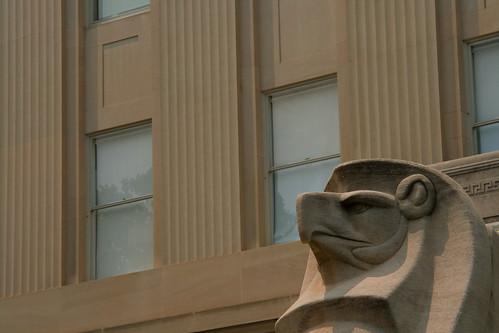 Federal Art Deco