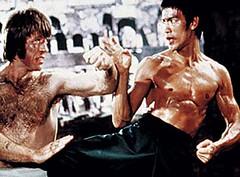 Chuck vs. Bruce