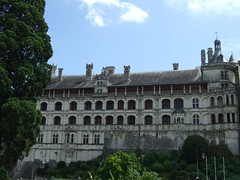 The Chateau in Blois