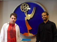 Dave & Bill @ NYNATAS - Emmy Judging