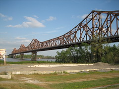 100-1116 Huey P Long Bridge Baton Rouge northwest