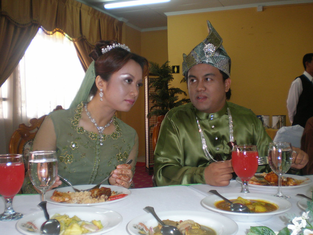 Azah & Faizal @ Ipoh