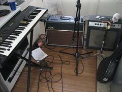 Kitchen Recording