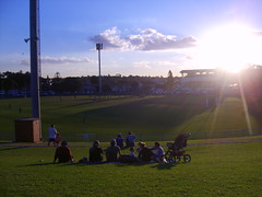 Henson Park (mithracox) Tags: park game afternoon jets spectators newtown henson rugbyleague