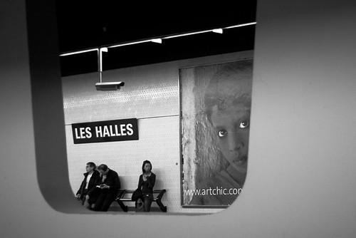 Les Halles - Subway