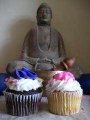Cupcakes and Buddha