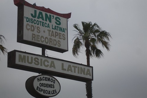 Jan's Discoteca Latina by neonspecs