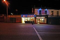Bolton at night