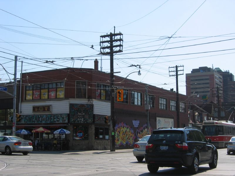 College and Bathurst