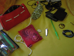 Day 148 (tagli_365) Tags: holiday sunglasses pencil switzerland day phone packing jewelry case final pens project365