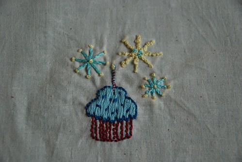 Embroidery School Lesson 2