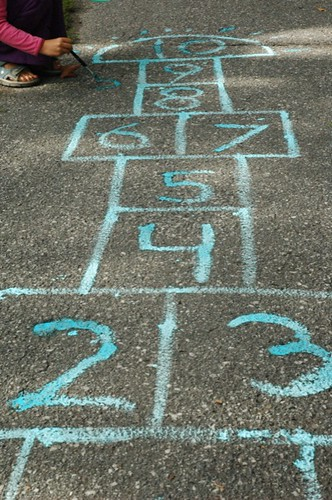 How to play hopscotch - a peek inside the fishbowl