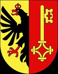 drapeau du canton de Genève