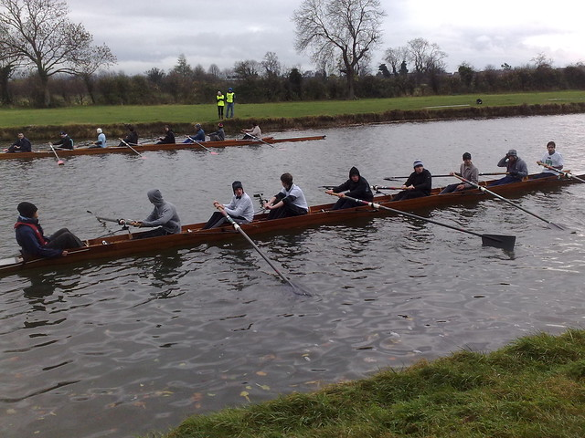 Crew A Racing in Emma Sprints