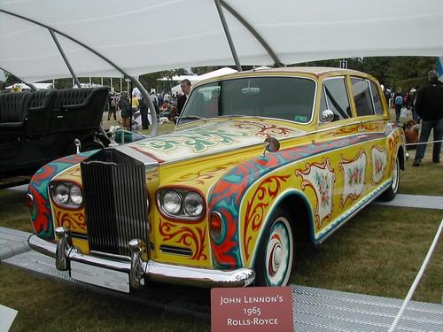 Rolls Royce Phantom V Limousine Mulliner Park Ward (John Lennon)