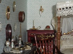 this has to be one of my favourites :') (TeApoT SeamStrEsS) Tags: wood victorian jewels dollshouse