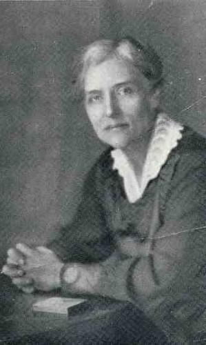 Gertrude Buck, VCSC