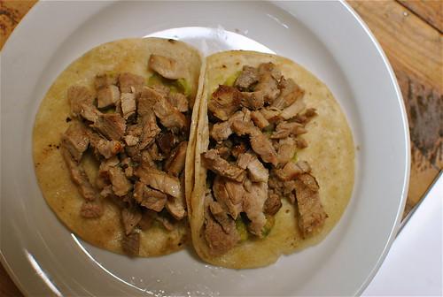 Escuela Pork Tacos