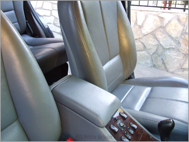Mercedes ML detallado interior-03