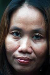 Indonesian woman (Mangiwau) Tags: ladies girls portrait woman hot girl face lady indonesia asian thirties women moody shots reflective sultry middle ibu ages indonesian asean perempuan wanita cewek motret ibuibu