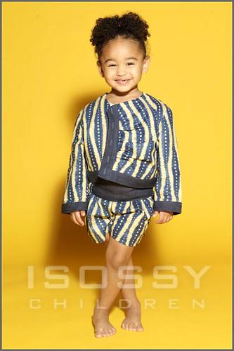 Isossy, vestidos para niñas de Isossy, ropa para niños original y étnica
