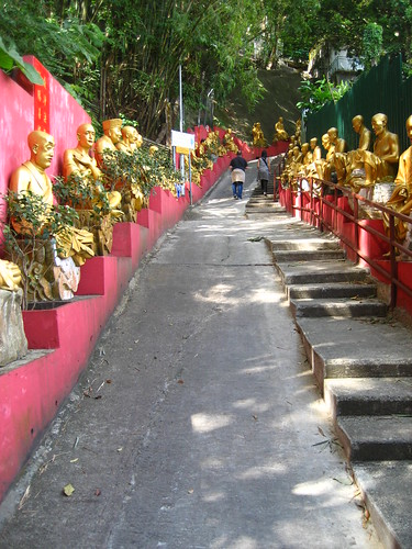 Shatin Ten Thousand Buddhas Monastery