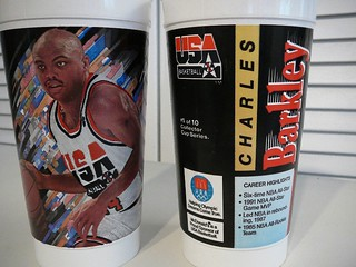 McDonald's Charles Barkley
