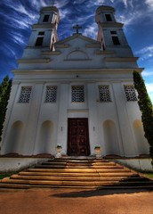 CATHOLIC CHURCH in HDR (CIR.POL. FILTER) - by Ivan JRG