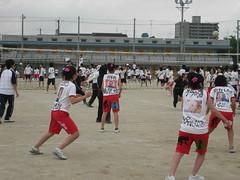 Important world people (pixxiefish) Tags: students japan volleyball gifu sportsday