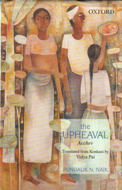 BOOK The UpheavalAcchev by fredericknoronha