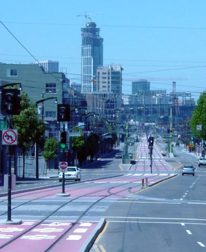 Mission Light Rail: The Overhead Wire: Mission Bay, Dogpatch And 3rd Street