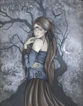 Bruxa moça