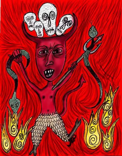 Devil's Dinner