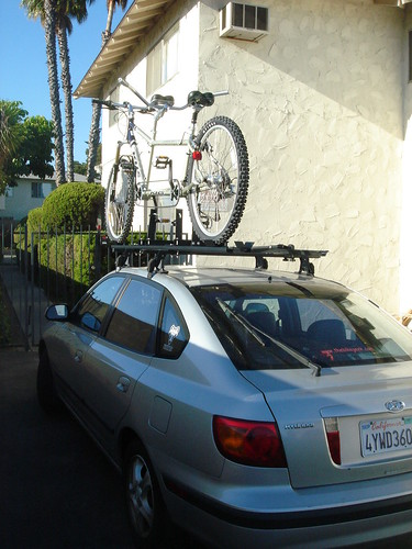 Cycle Simplex Tandem Roof Rack First Impression