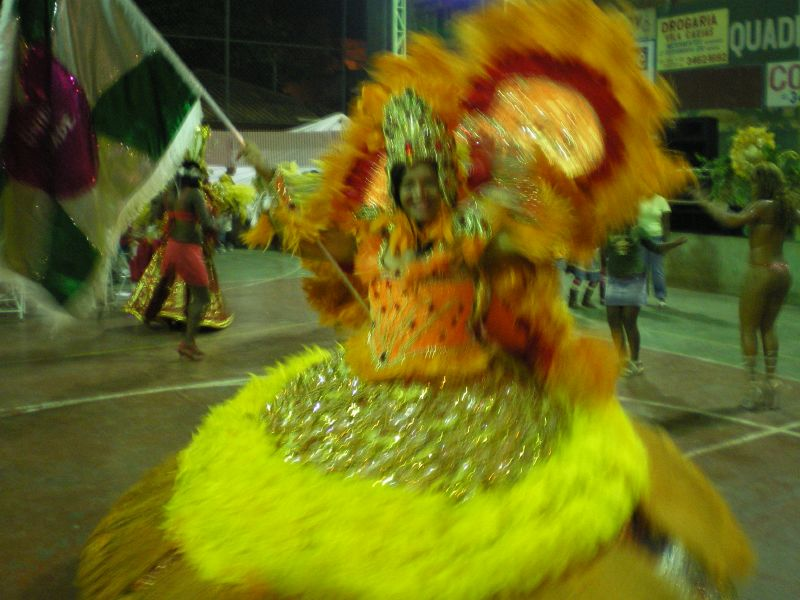 Queen of the Carneval