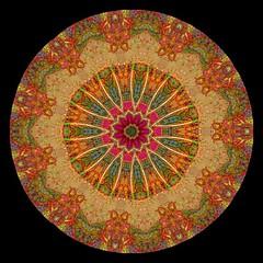 Mini Kaleidoscope - by Lynn (Gracie