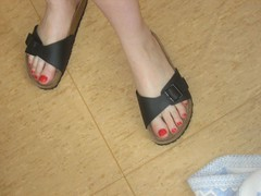 Feet (Sakena) Tags: feet birkenstocks yourfavorites canonixus50