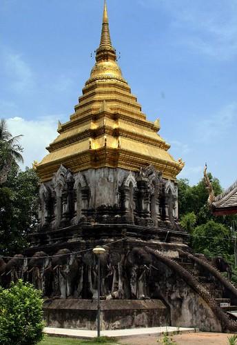 Wat Chiang Mun Chedi