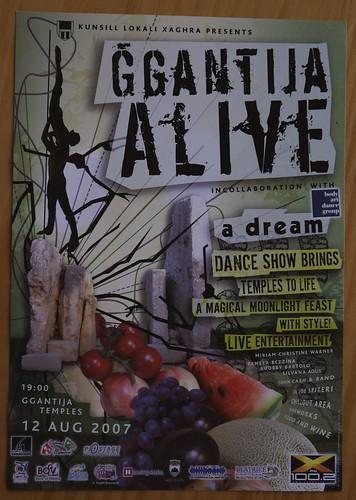Ggantija Alive