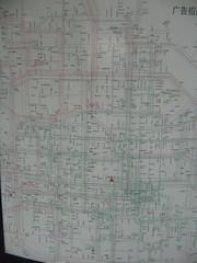 mapa de lineas