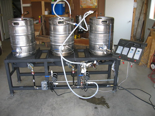 Оборудование для домашней пивоварни своими руками